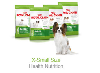 X-Small Size Health Nutrition