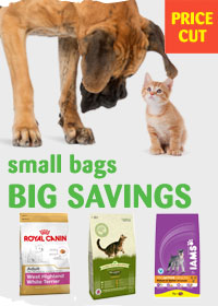 Small bags big savings