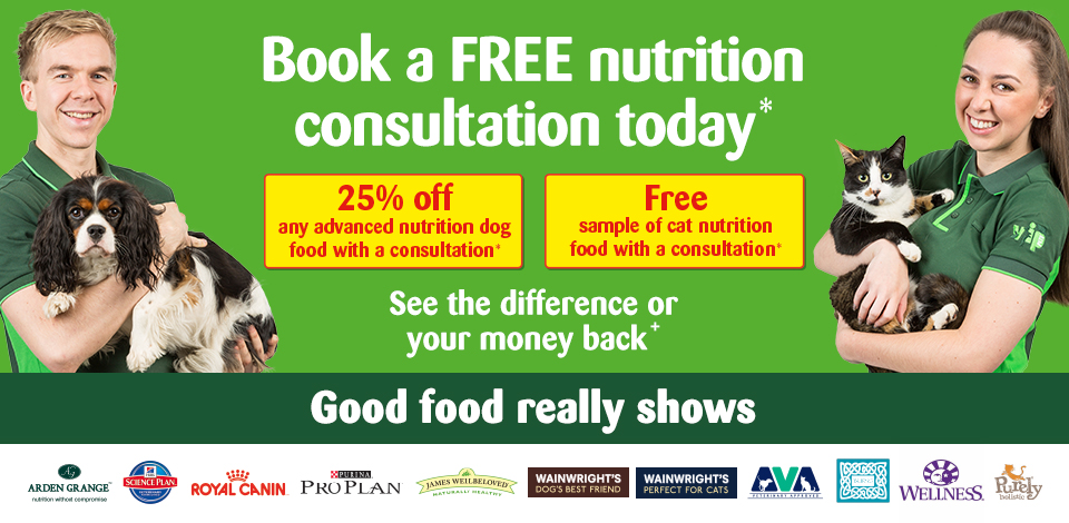 Nutrition Consultation Booking