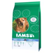 Iams Large Breed Adult Complete Dog Food with Chicken 3kg