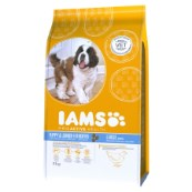Iams Large Breed Complete Puppy Food with Chicken 3kg