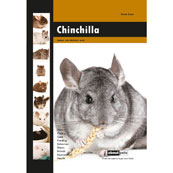 About Pets Chinchilla Hardback Book