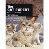 The Cat Expert Paperback Book