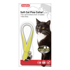 Reflective Soft Cat Flea Collar