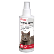 Cat Flea Spray 150ml by Beaphar