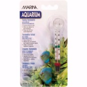 Glass Thermometer for Aquariums
