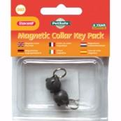 Magnetic Mouse Keys 2 Pack for Magnetic Cat Flaps 400/900
