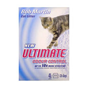 Ultimate Odour Control Cat Litter 4 ltr