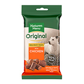 Natures Menu Dog Treats with Chicken 60gm