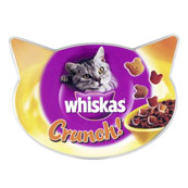 Whiskas Crunch 100gm
