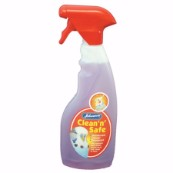 Johnson's Clean and Safe Bird Cage Disinfectant Trigger Spray 500ml