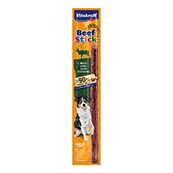 Vitakraft Beef Stick with Game for Dogs 12gm