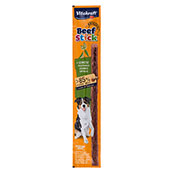 Beef Stick with Vegetables 12gm Dog Treat