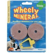Wheely Mineral Stone 2 Pack with Holder