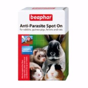 Anti-Parasite Spot On for Rabbits and Guinea Pigs by Beaphar