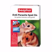 Anti-Parasite Spot On for Hamsters and Gerbils by Beaphar