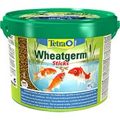 Tetra Pond Wheatgerm Sticks Bucket