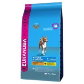 Eukanuba Small/Medium Breed Mature Senior Complete Dog Food with Chicken 3kg