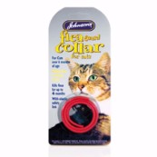 Johnsons Flea Guard 15% Collar for Cats