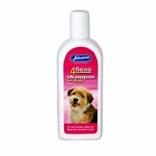 Johnson's 4Fleas Shampoo for Dogs 240ml