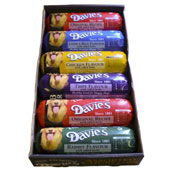 Davies Assorted Chubs 6 x 800g