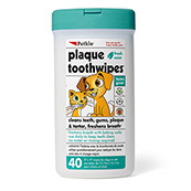 Tooth Wipes 40 Pack Tub  (Online Only)