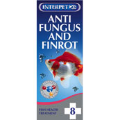 Interpet Fungus/Finrot 100ml
