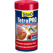 Tetra Pro Colour Tropical Fish Food 47gm