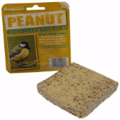 High Energy Suet Block with Peanuts