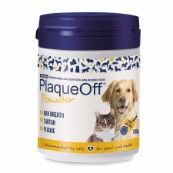 Plaque Off Dental Granules for Cats and Dogs 180gm