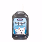 Diamond Eyes Face Cleaner for Pets 125ml by Johnson's