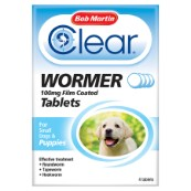 Puppy Dewormer Tablets