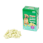 Mint Pocket Bone for Dogs 35g