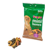 Puppy Mini Bones Treats 140g