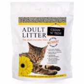Clean n Tidy Adult Clay Clumping Cat Litter