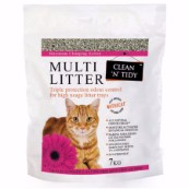 Clean n Tidy Multi Cat Clay Clumping Cat Litter
