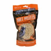 Wild Bird Suet Pellets with Mealworms 550gm