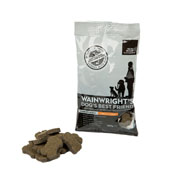 Wainwright's Charcoal Bones Dog Treats with Lamb & Rice 140gm