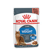 Royal Canin Ultra Light Adult Cat Food Gravy Pouch