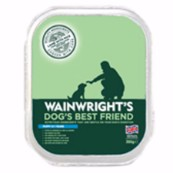 Wainwright's Puppy Tray Dog Food with Lamb & Rice 395gm