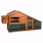 Willow Palace Guinea Pig and Rabbit Hutch(Online Only)