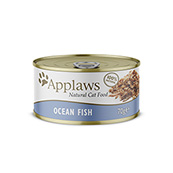 Ocean Fish Cat Food Tin 70g
