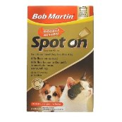 Double Action Flea Spot On for Cats and Small Dogs