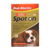 Double Action Flea Spot On for Small-Medium Dogs