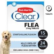 Flea Tablets for Large Dogs Over 11kg