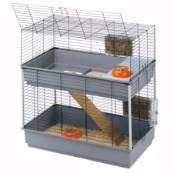 Rabbit 100 Two Tier Dwarf Rabbit Cage