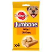 Pedigree Jumbone Mini with Chicken and Rice 4 Pack