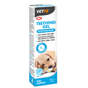 Puppy Teething Gel 50gm