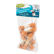 Bob's Chewy Chicken Dumbbells Dog Treat 100gm