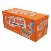 Suet Block Value 10 Pack
